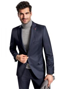 Férfi öltönyök választéka