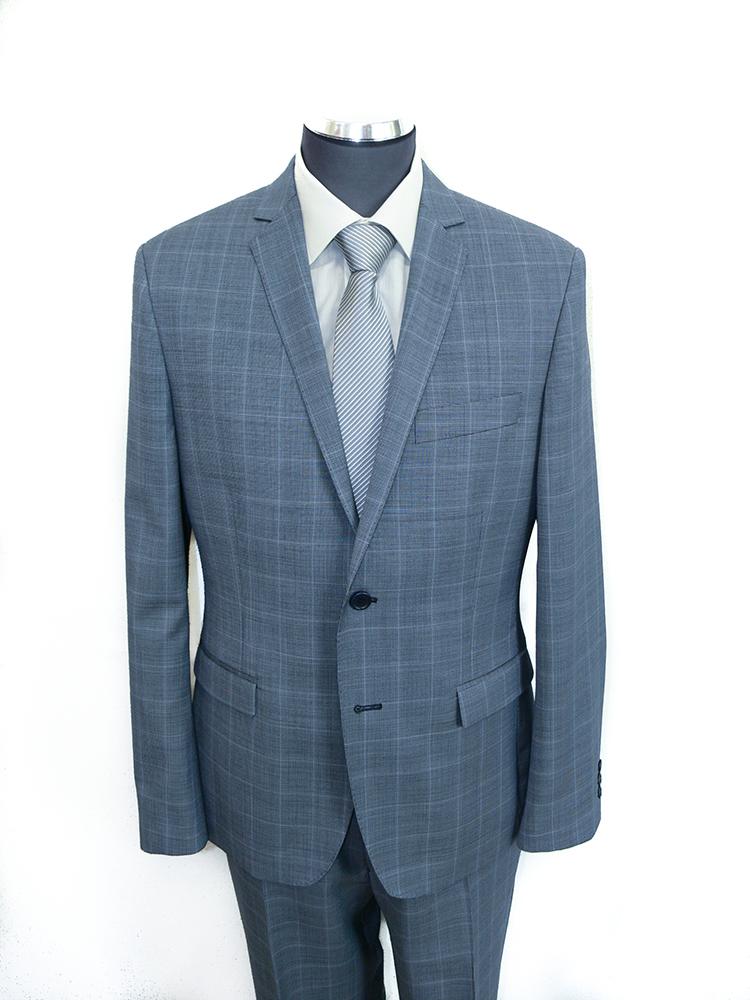 522975bda4 Modern slim fit és normál fazonú gyapjú férfi öltönyök ingyenes méretre  igazítással